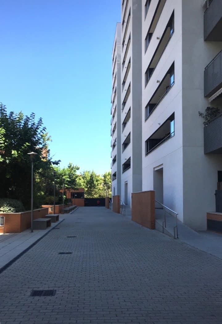 Habitación en Complejo Residencial