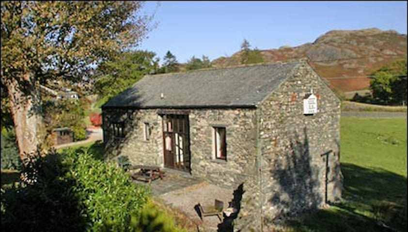 The Sett cottage for 4, with stunning fell views