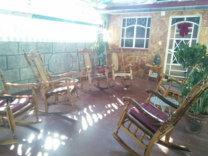 Hostal La Estrella: 1 en tripadvisor en Caibarién