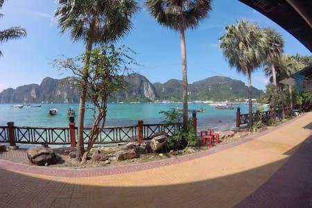 Coma Lounge & Hostel Phi Phi Island - Tambon Ao Nang - ホステル