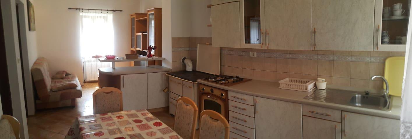 Apartmaji Hosnar, Bovec