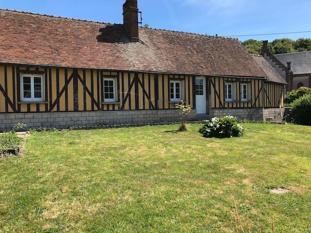 Maison typique Normande