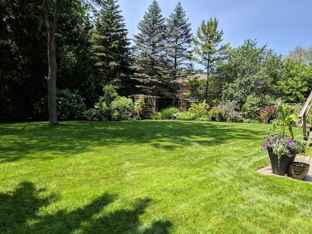 Modern Garden Suite: Newmarket