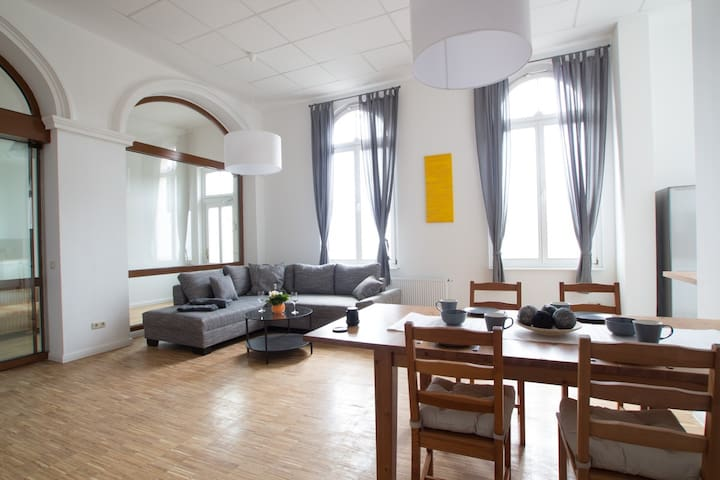 Molli 3 - Bad Doberan - Appartement