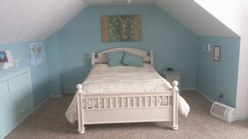 2 bedrooms/1 bathroom PLUS MORE for a large family - Preston - Hus