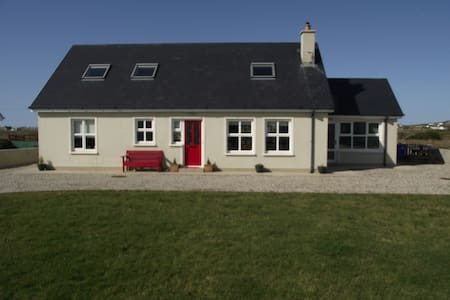 """""""BED AND BREAKFAST IN RURAL  DONEGAL, IRELAND"""""""