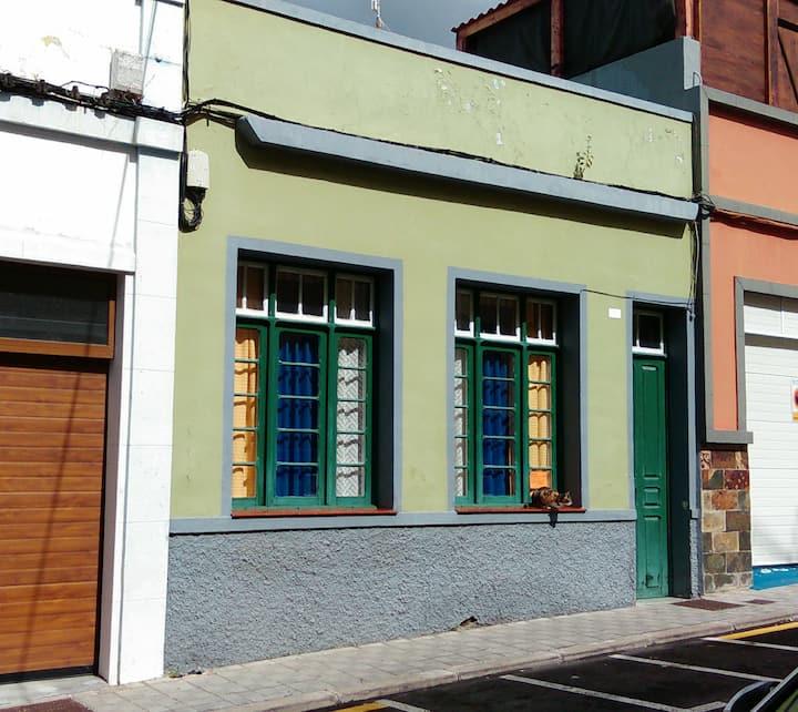 Graciosa Casa Vintage de 1 a 8 personas La Orotava