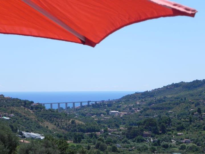 Ferienhaus  Küste bei Sanremo CITRA 0080-LT-0084
