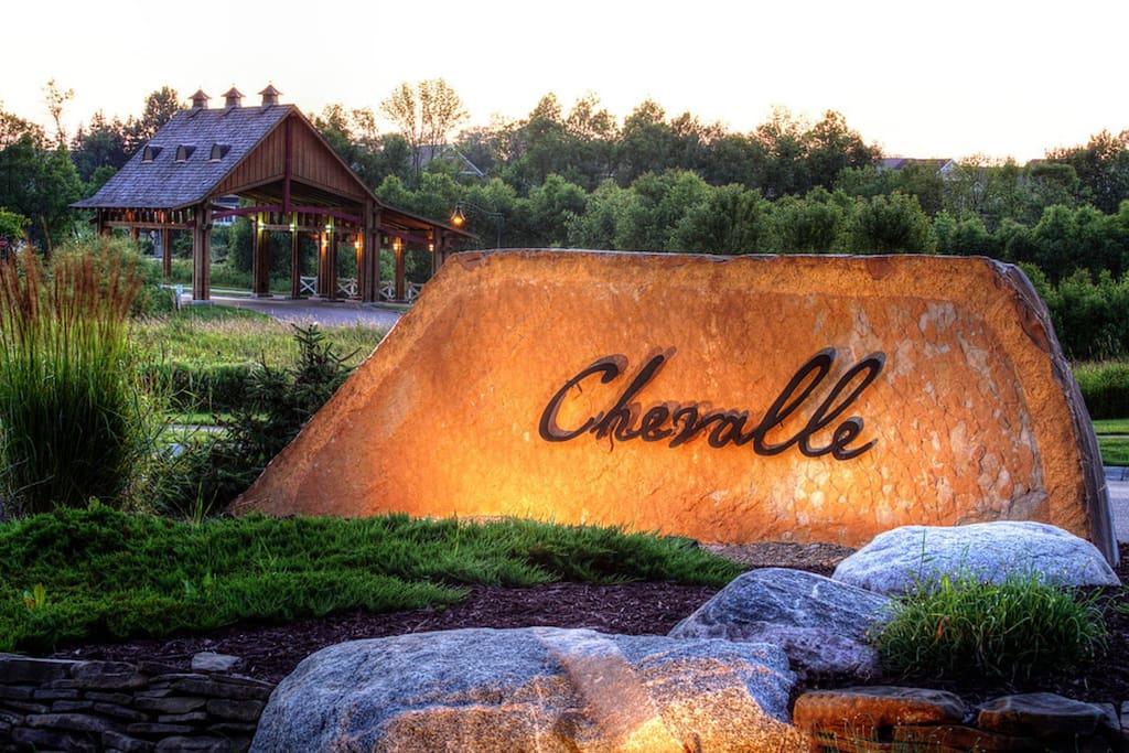 Exclusive 150 Acre community (parks, trails, ponds)