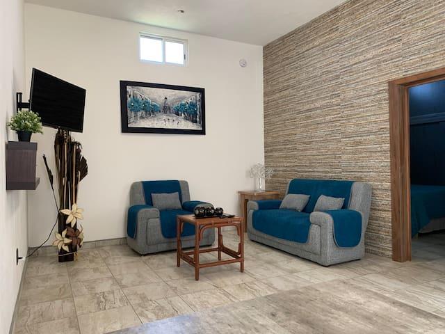 New private apartment in Bahía de Banderas A/A wif