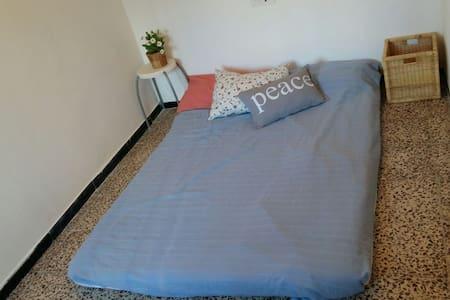 Tranquila habitación a 30' de bcn. - Argentona - Bed & Breakfast