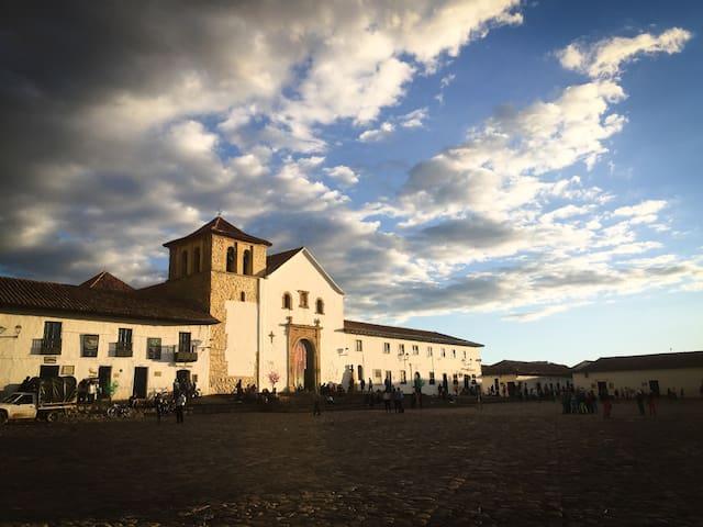 Villa de Leyva Encantadora