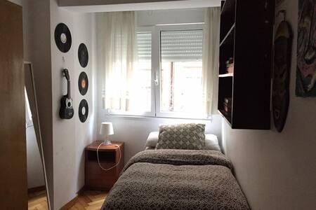 Habitación Individual Acogedora en zona Céntrica - Santiago de Compostela - Wohnung
