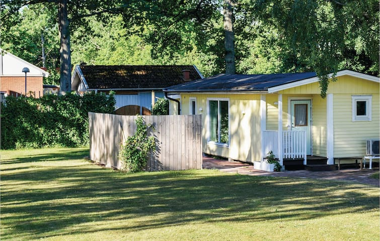 Holiday cottage with 1 bedroom on 30m² in Färjestaden