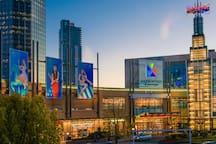 metrotown mall