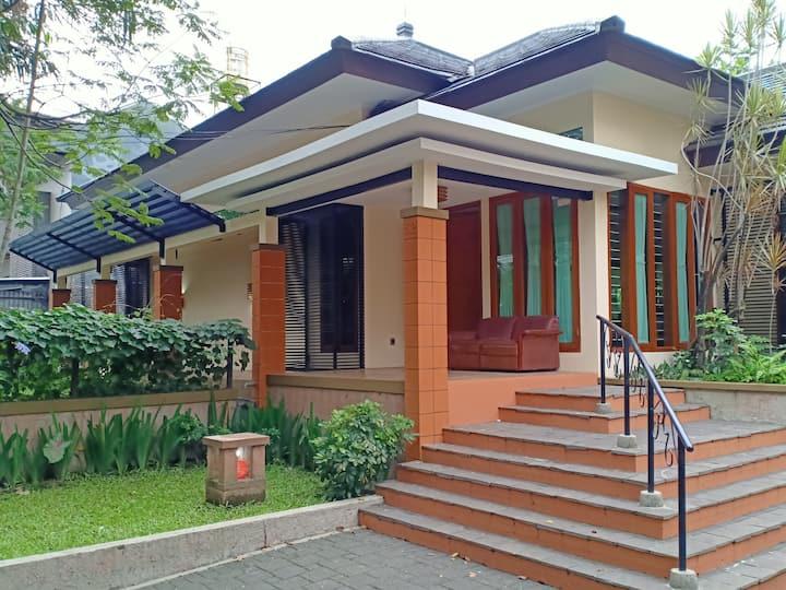 Rumah Pulkumpul Syariah  sayap DAGO Bandung