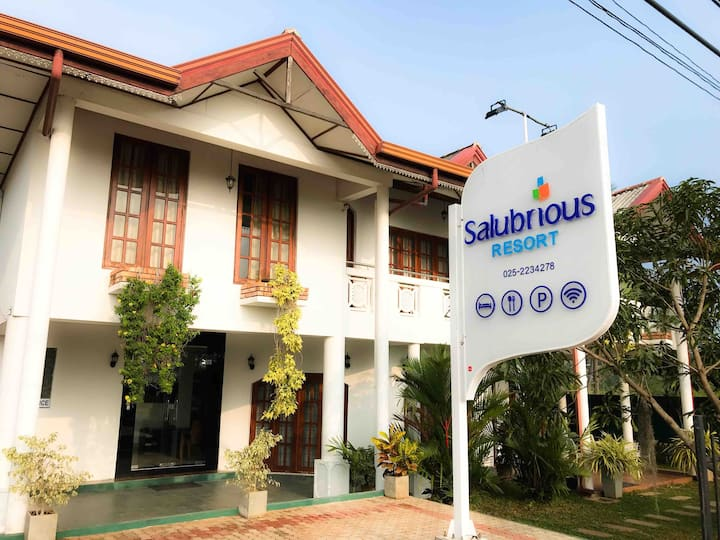 Salubrious Resort (AC)