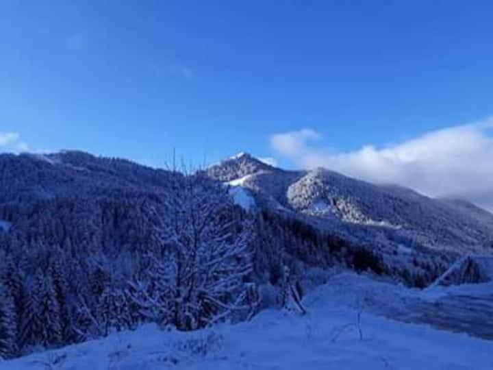 Chalet en montagne