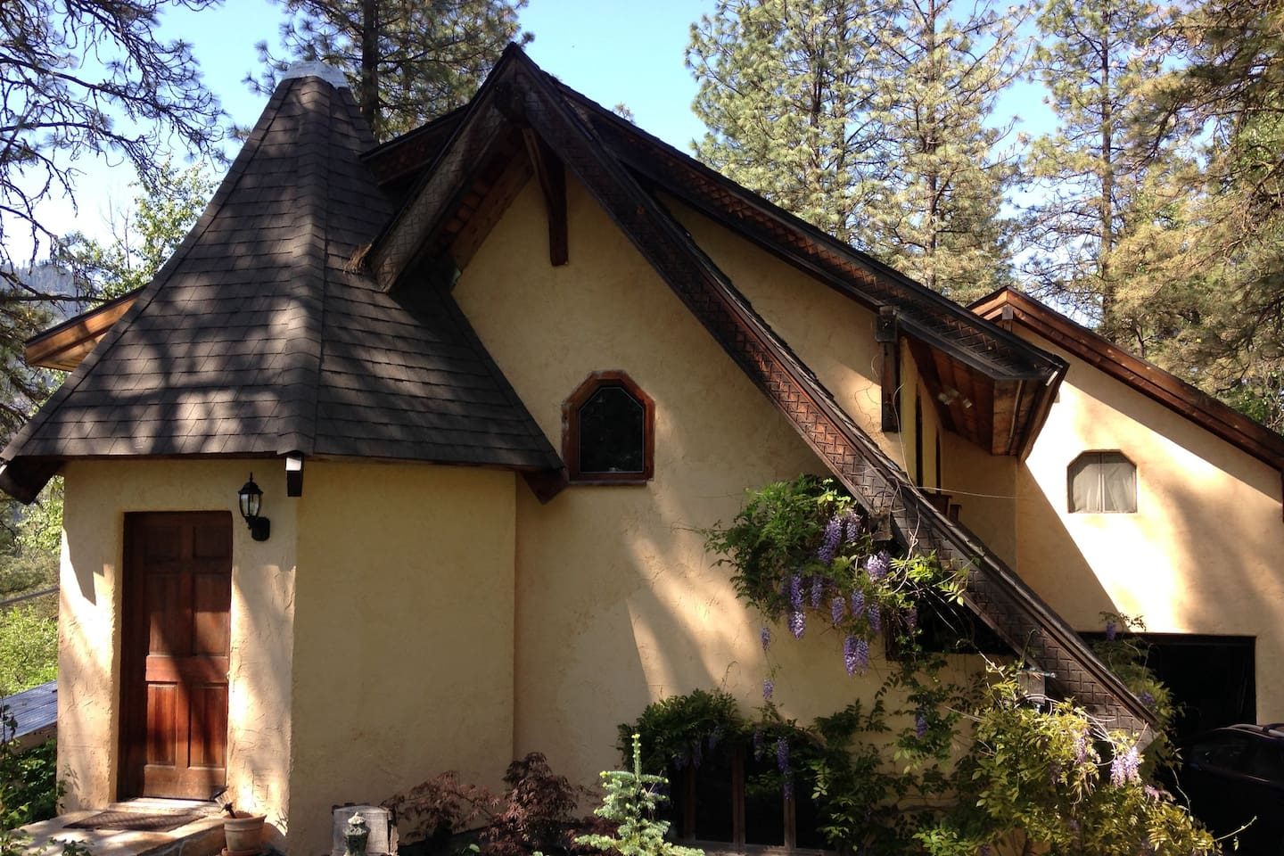 Garden suite just 5 minutes from Leavenworth - Guest suites for Rent ...
