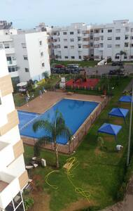 Appartement résidence Champs des Lys, Mohammedia - Tetouan - อพาร์ทเมนท์