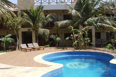 2 bedroom apartment at Serrote Breezes Condominium