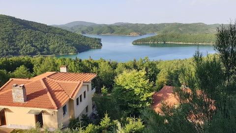 Apartment House,  Alonaki at Lake Plastira