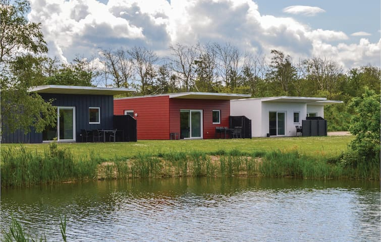 Holiday cottage with 3 bedrooms on 71m² in Ringkøbing
