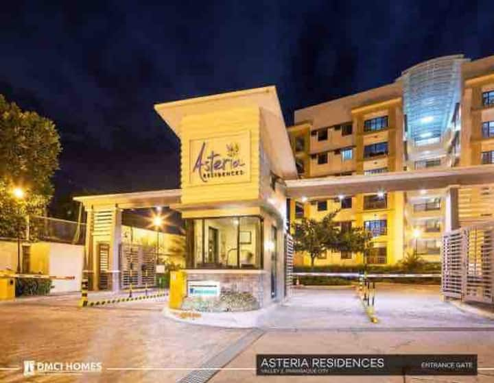 2BR fully furnish condominium-Asteria Residences