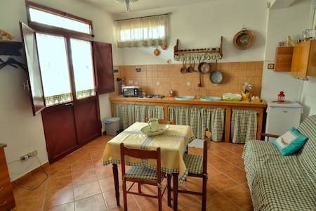 Cozy one room flat with garden view - Vila