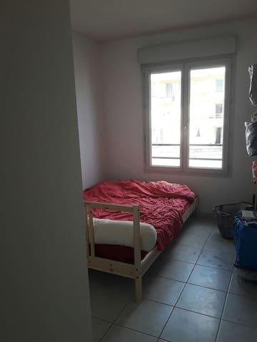 Chambre dans appartement l'Isle d'Abeau