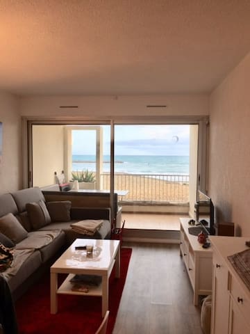 Appartement avec une superbe vue sur la mer