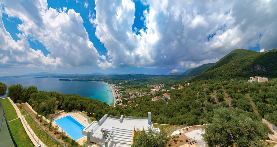 Luxury Villa with Breathtaking Views -  Dhima