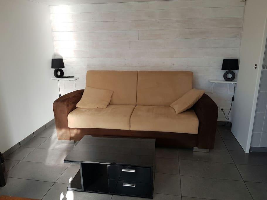 Canape-lit neuf