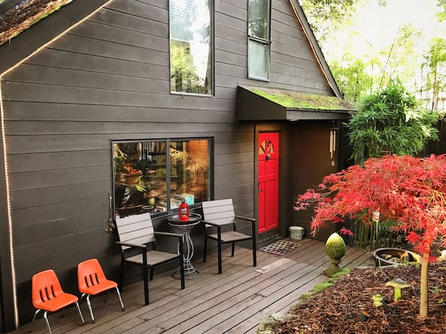 Velouria - Hot Tub, Woodstove, Redwoods. - Guerneville
