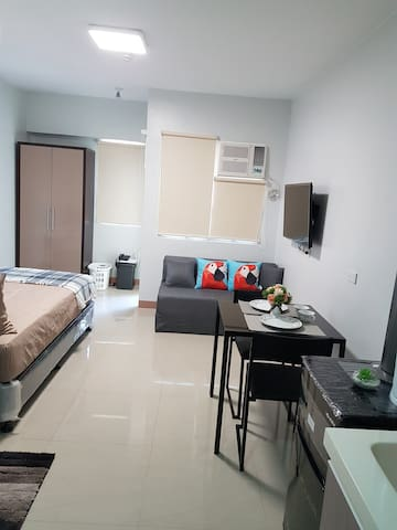 EJ Bed n Comfort-NEW+near IT PARK +fiber internet.