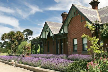 Renovated 1887 Winery Homestead - Lancefield - Dům pro hosty