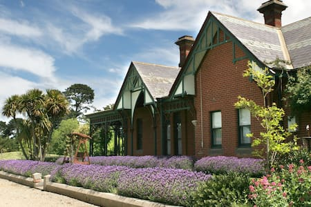Renovated 1887 Winery Homestead - Lancefield - Gästehaus