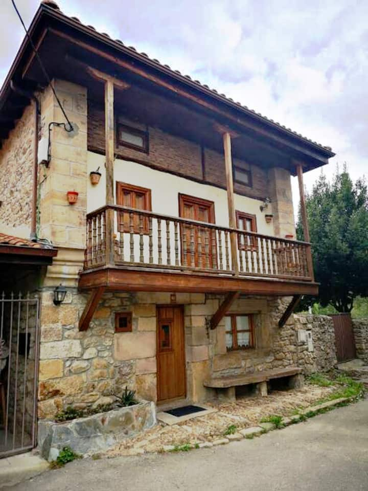 Casuca rústica en el corazón de Cantabria