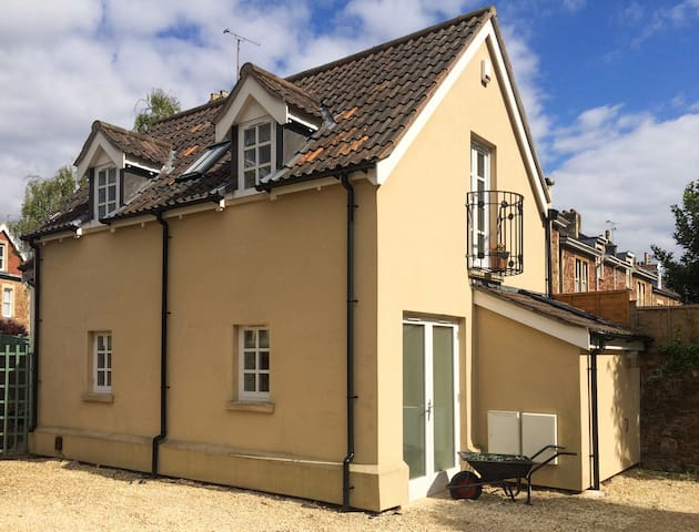 Holiday House in Clifton Bristol UK - Bristol - Casa