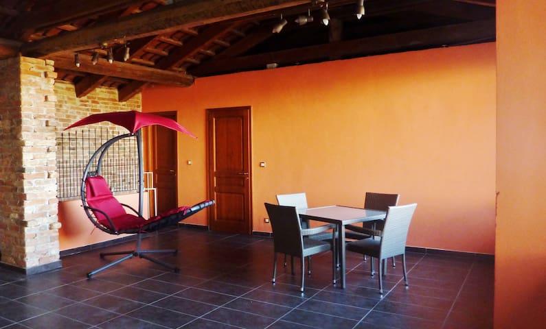 La Delina junior - Monferrato volare sulle colline - Villa San Secondo - Bed & Breakfast