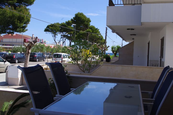 Comfortable apartment Playa de Muro - มูโร - อพาร์ทเมนท์