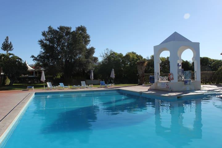 Cabanas de Tavira, résidence avec piscine