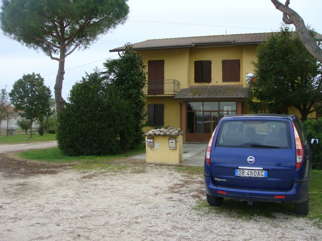Villetta - Ravenna - Bed & Breakfast