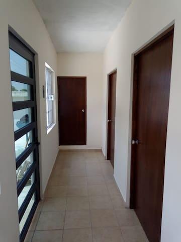 Departamento Familiar en Tampico-Miramar