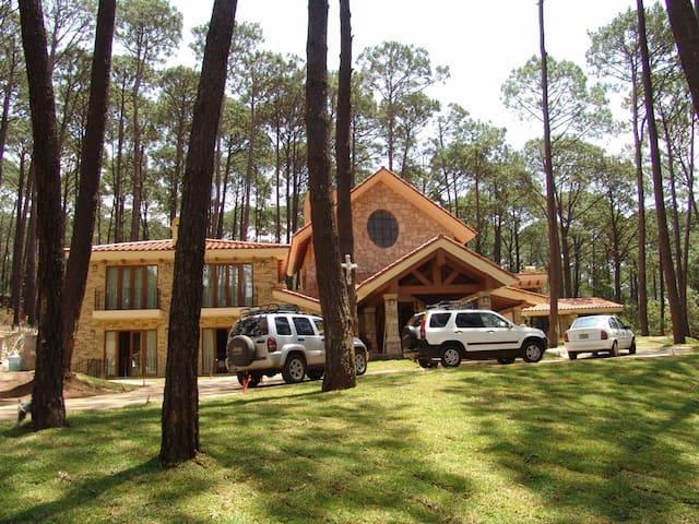 Villa Doña Emma - Mazamitla - Haus