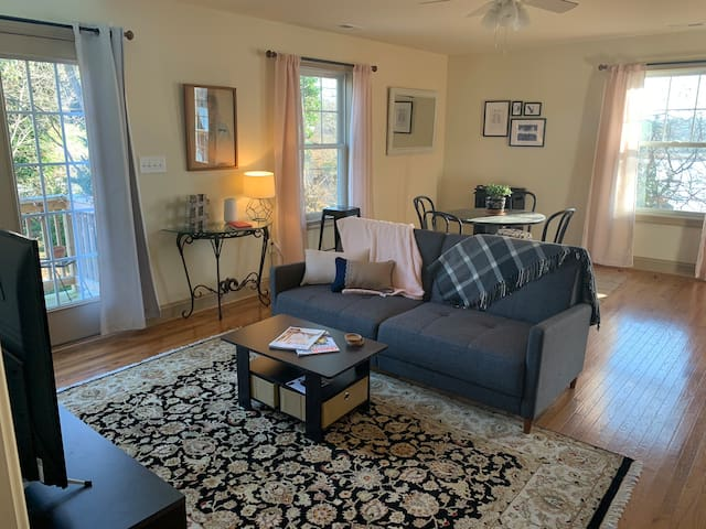 Living room/dinette