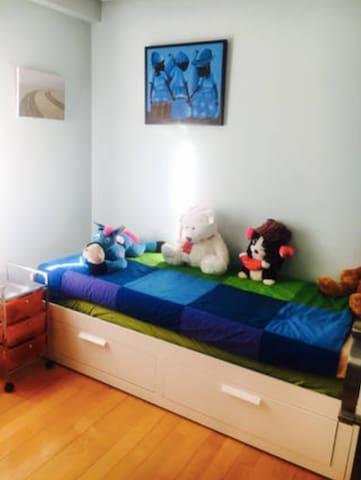 Casa completa con 2 habitaciones y baño privado. - Vitoria-Gasteiz - House