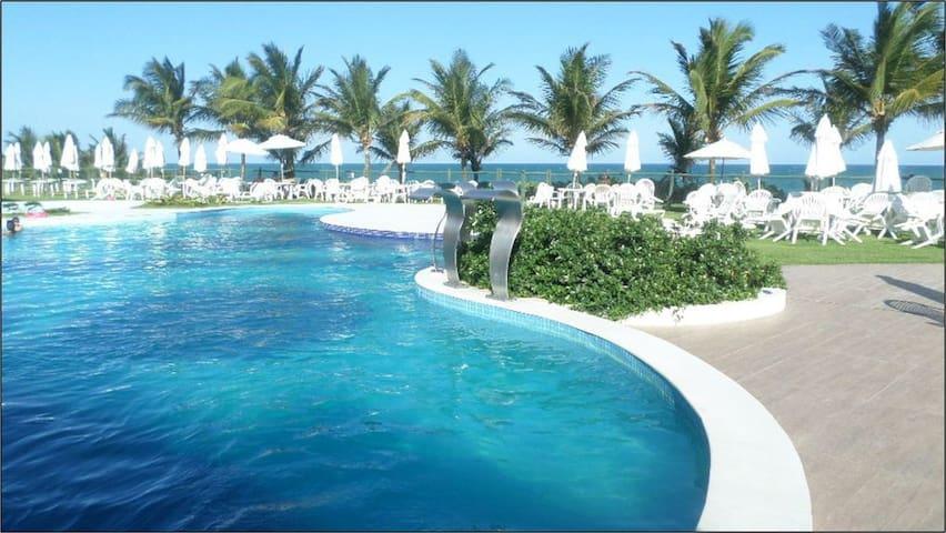 Paraíso Beira Mar - Genipabu Summer House