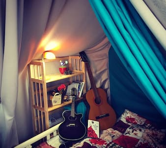 Tent of love for couple - Paulily's Garden