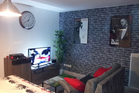 Beau T2 dans résidence récente et calme - Marseille - Apartment